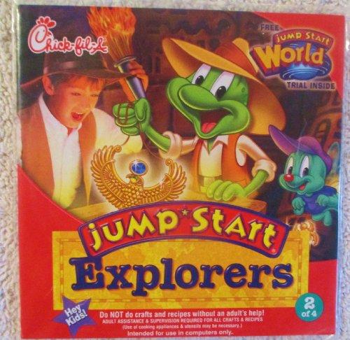- Chick-fil-a Jump Start Explorers 2007