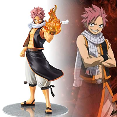 Kpop Space Fairy Tail Etherious • Natsu • Dragneel Figure: Toys & Games