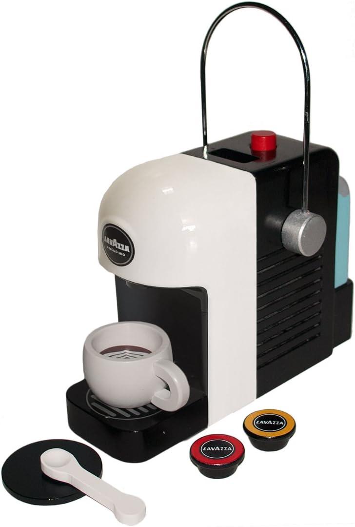 Tanner 0994.1 Máquina de café Lavazza, madera original con ...