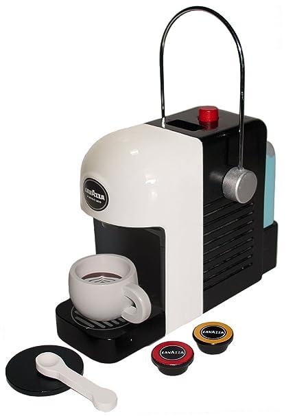 Tanner 0994.1 Máquina de café Lavazza, madera original con funciones de juego realistas, color