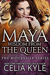 Maya: Wisdom from the Queen (BBW Shapeshifter Paranormal Romance) (Ridgeville series) (English Edition)