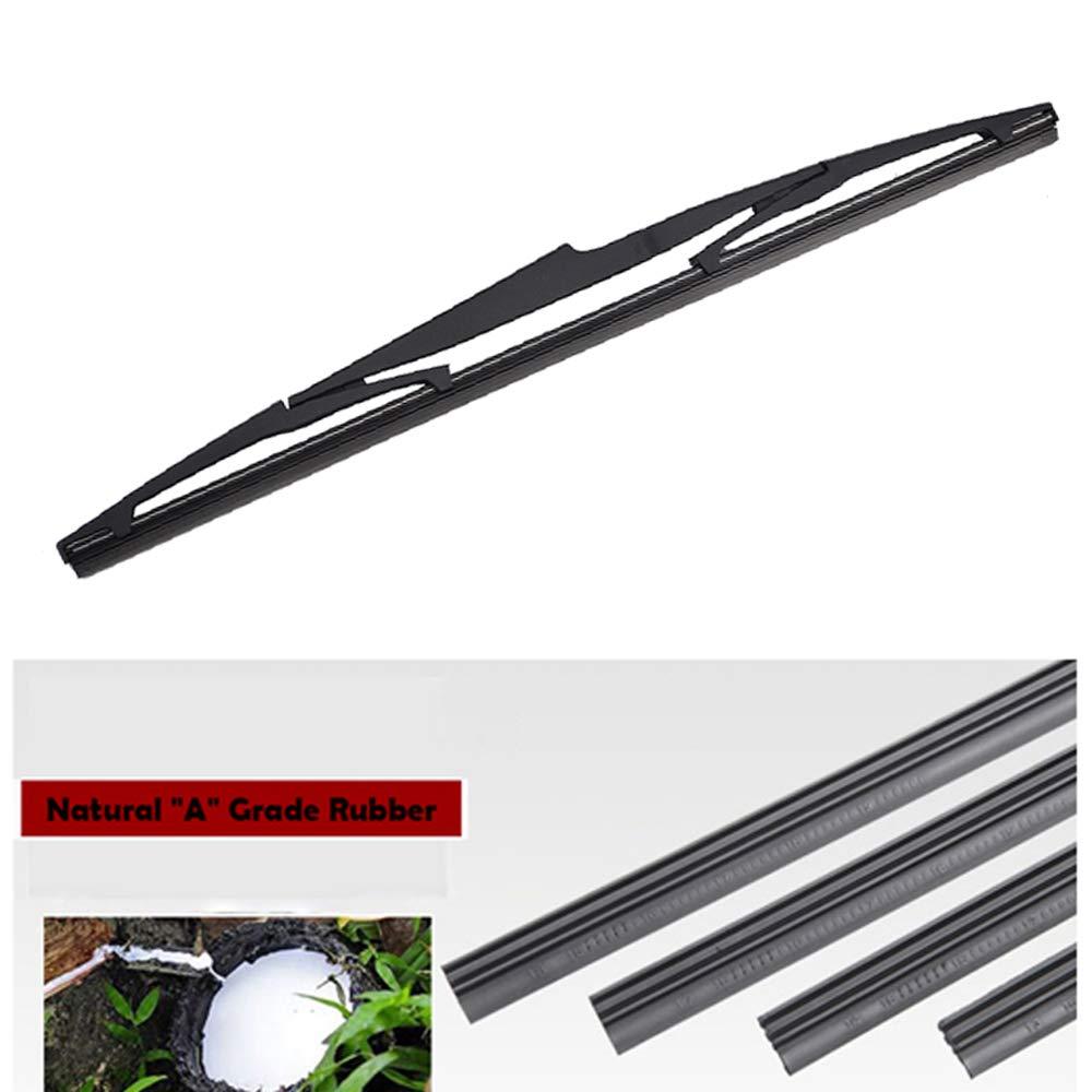 Xukey 14 Rear Windscreen Wiper Blade For Zafira Tourer C Korando C200 New Actyon 2011 2012 2013 2014 2015 2016 2017 2018 2019 Cruze Hatchback Windshield Rear Window