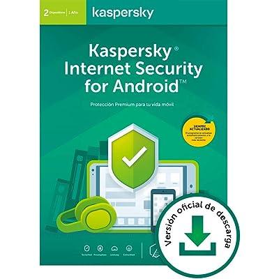 Kaspersky Internet Security para Android   2 Dispositivos 2 Móviles   1 Año   Android    Código de activación vía correo electrónico