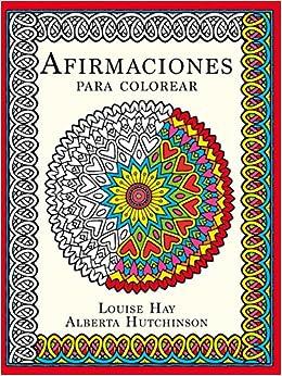 afirmaciones para colorear spanish edition