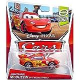 Disney Pixar Cars Diecast World Grand Prix Flash Lightning Mcqueen