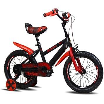 Amazon.com: YUMEIGE - Bicicleta infantil para niños y niñas ...