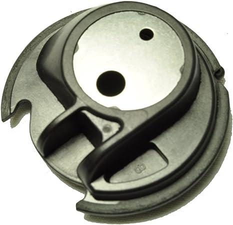 Máquina de coser caja de la bobina Elna: Amazon.es: Hogar