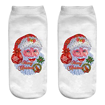 FHCGWZ 5 unids/Set Calcetines Mujeres Calcetines 3D Regalo Kawaii Femme Girls Lindo Emoji