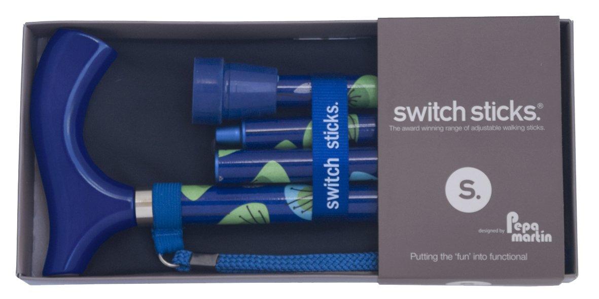 Bast/ón plegable Switch Sticks Sea Breeze