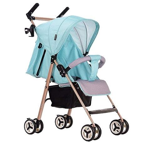 Cochecito de bebé, carrito plegable para bebé, carro ...