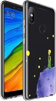 YOEDGE Funda Xiaomi Redmi Note 5 Ultra Slim Cárcasa Silicona ...
