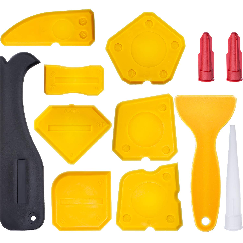 Juego de esp/átulas para pintura Color Expert 91170150 3 unidades, mango de dos materiales