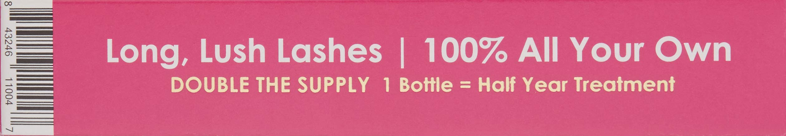 Grande Cosmetics GrandeLASHMD 6 Month Supply, 4ml by Grande Cosmetics (Image #4)