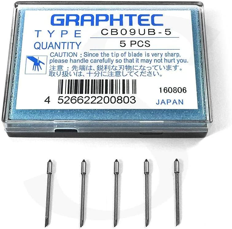 Authentic Graphtec CB09UB Supersteel: Amazon.es: Electrónica