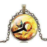 Inception Pro Infinite Pkmn2 - Pokemon Go Pokeball Collar Pokeball (Naranja)
