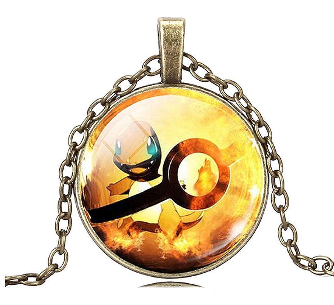 Inception Pro Infinite Pkmn2 - Pokemon Go Halskette Pokeball Pokeball (Orange) EAN :0793596036705