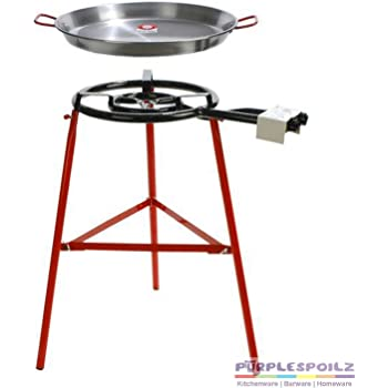 Amazon Com Garcima G600 Paella Pan Propane Gas Burner