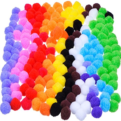 Outus Pompoms Making Supplies Assorted