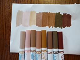 review image - Skin Color Markers
