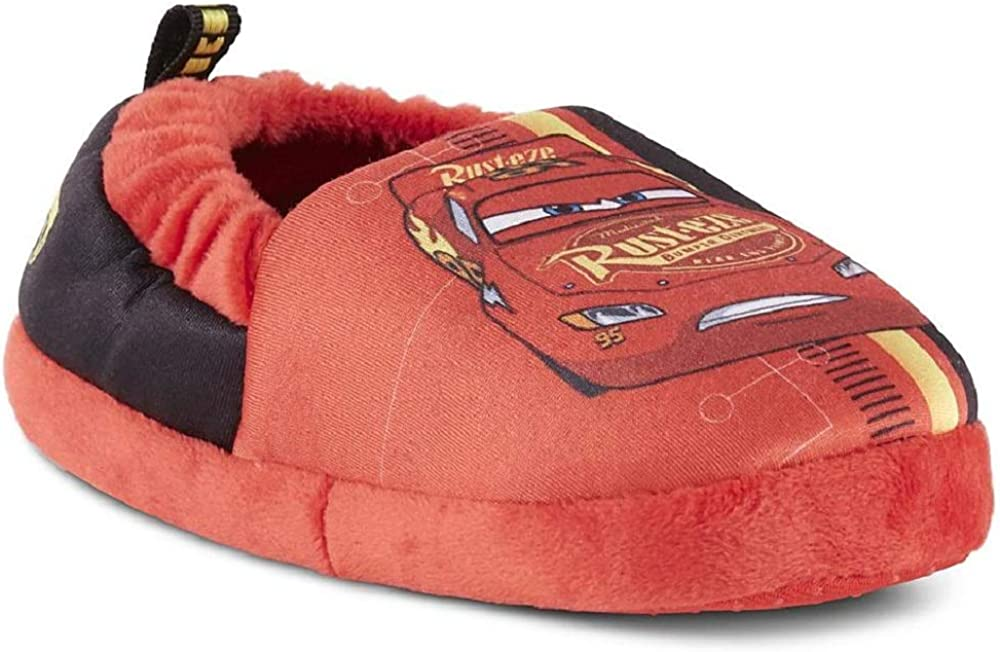Disney Cars Lightning McQueen Boys Aline Slippers