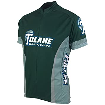 Tulane Green Wave NCAA Road Cycling Jersey (XX-Large)  Amazon.co.uk  Sports    Outdoors 144145607