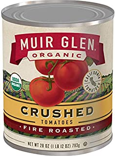 product image for Muir Glen Fire Roasted Crushed Tomatoes, 28 Ounce (Pack of 6)