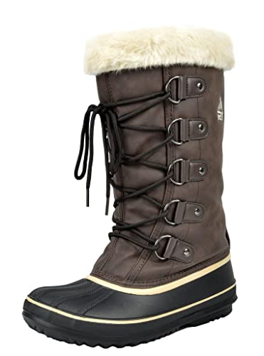 Amazon.com | ARCTIV8 AVALANCHE Women&39s Winter Insulated Faux Fur