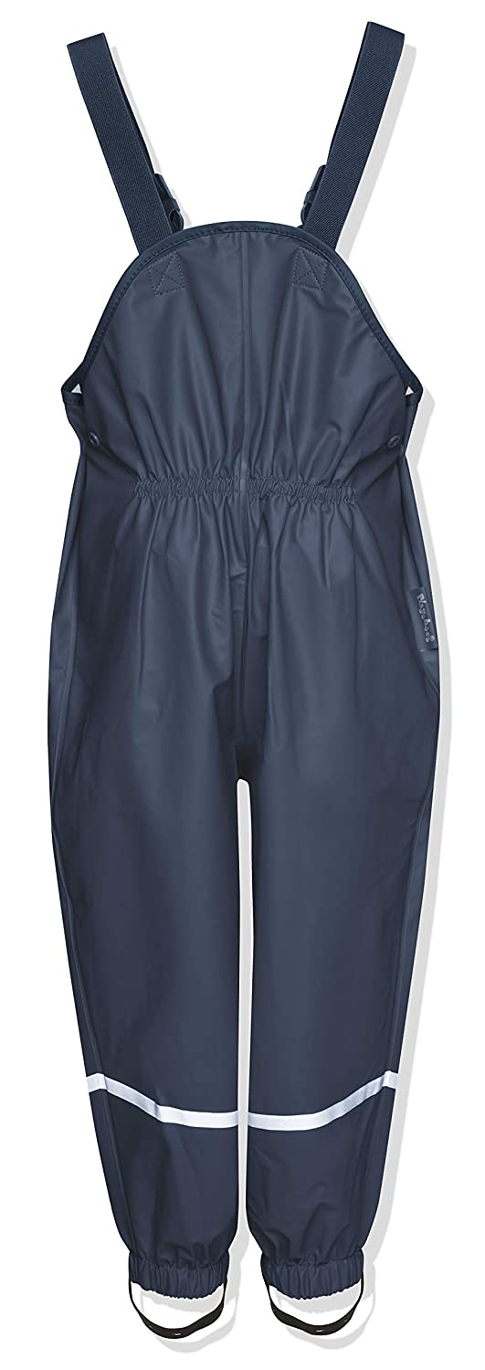 Playshoes Rain Dungarees Easy Fit Boys Trousers