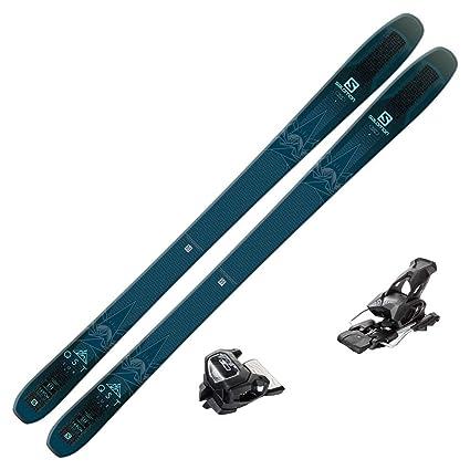Salomon QST Lux 92 Women's Skis 2019