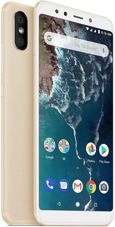 Xiaomi Mi A2 Dual SIM 4GB/64GB Smartphone International Version ...