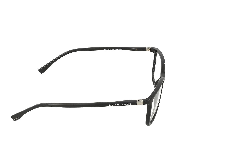 570dba6016e Hugo Boss eyeglasses BOSS 0679 D28 Optyl Black at Amazon Women s Clothing  store