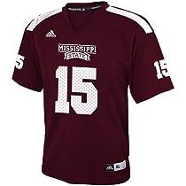 Amazon.com : adidas Mississippi State Bulldogs NCAA Maroon ...