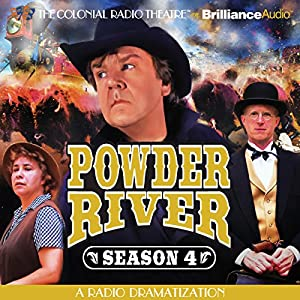 Powder River - Season Four Radio/TV Program