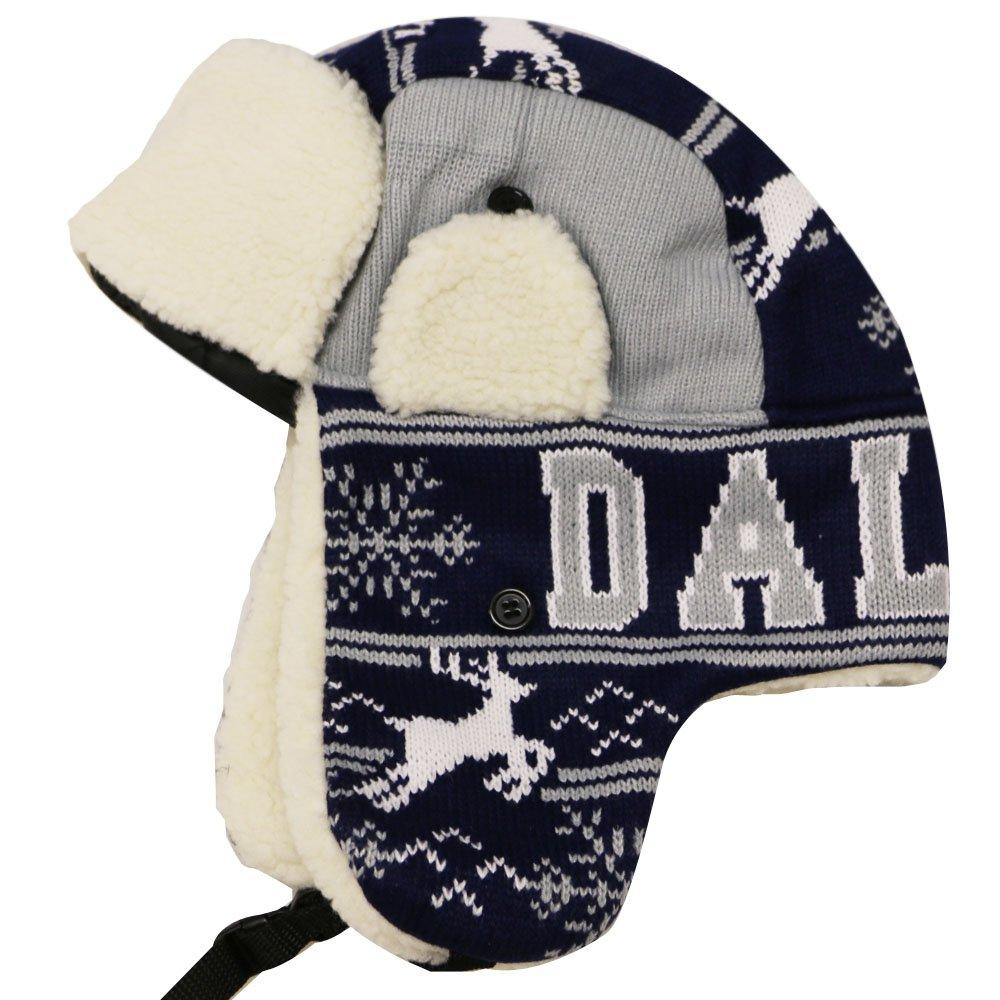 City Hunter W700 Snow Deer Trapper Hat Dallas