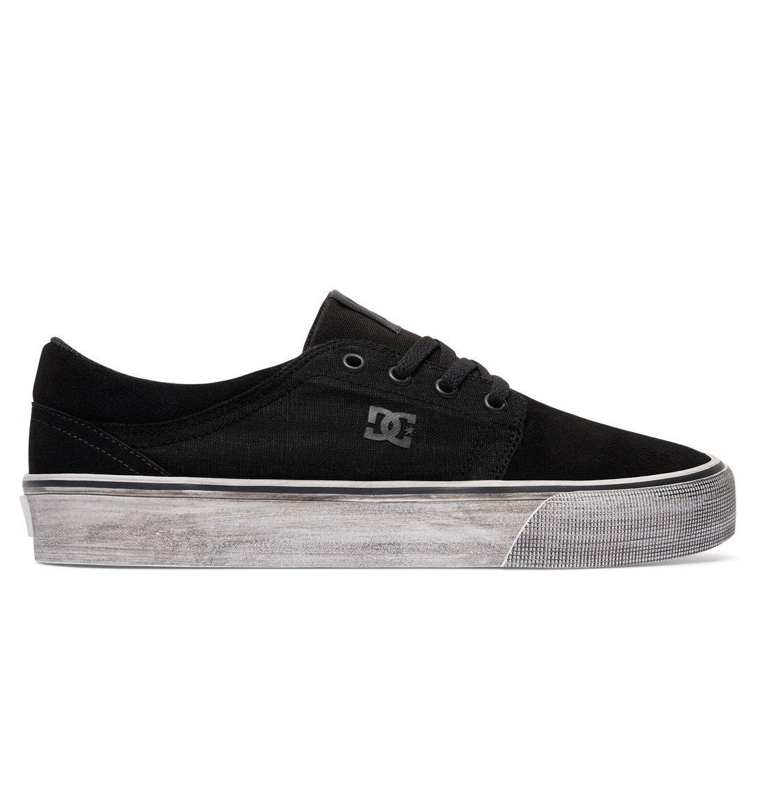 DC Women's Trase SE Skateboarding Shoe B01L3M2Z42 10 B(M) US|Black Acid
