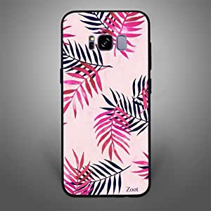 Samsung Galaxy S8 Branches blue pink, Zoot Designer Phone Covers