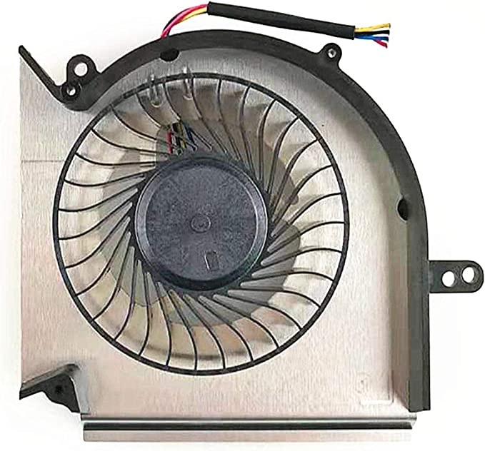 Laptop CPU Cooling//GPU Fan for MSI GE63 GP63 GL63 GE63VR RTX20 PAAD06015SL N417 PAAD06015SL N384 MS-16P1 MS-17C1 GTX1070M 1070 New and Original