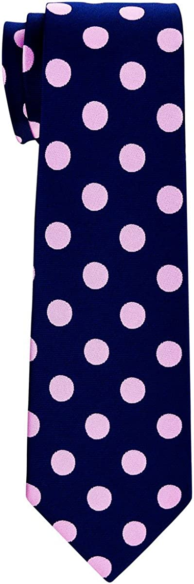 Various Colors Retreez Classy Vintage Polka Dots Woven Boys Tie 8-10 years
