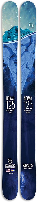 スキー板 Icelantic(アイスランティック) 18/19 Nomad 125  170cm
