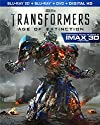 Transformers: Age of Extinction (4 Discos) [Blu-Ray 3D]