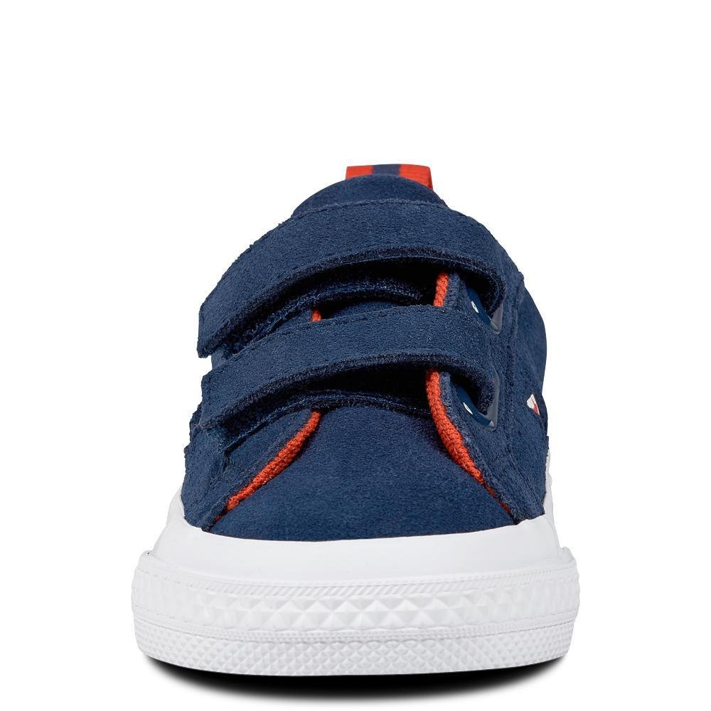 Converse Unisex Babies/' Lifestyle One Star 2v Ox Suede Slippers