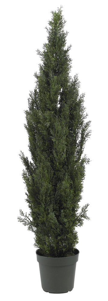 Green 6-Feet Nearly Natural 5292 Mini Cedar Pine Tree