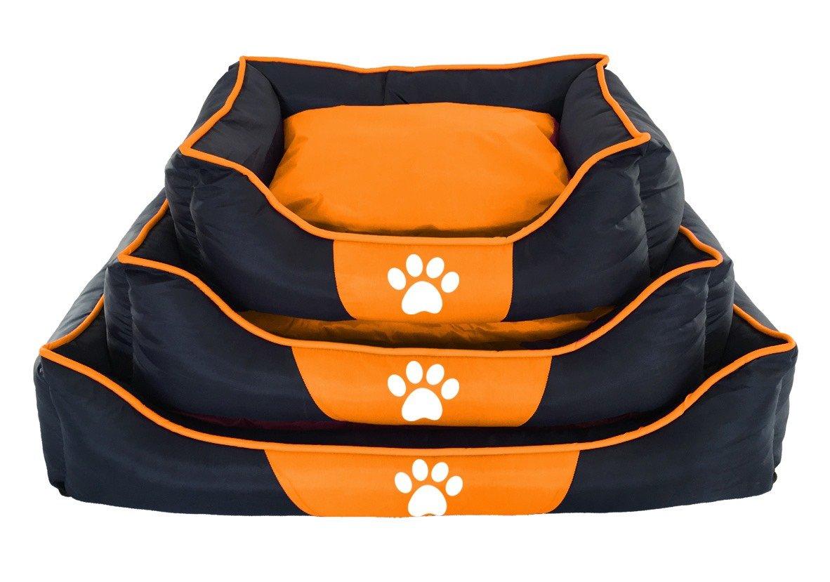 BPS® Cama Colchoneta Cuna para Perros Mascotas de Verano Cama Colchón Manta Sofá Almohada Suave con Material Tela Oxford 3 Medidas para Elegir (L, ...
