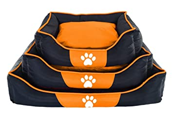 BPS® Cama Colchoneta Cuna para Perros Mascotas de Verano Cama Colchón Manta Sofá Almohada Suave