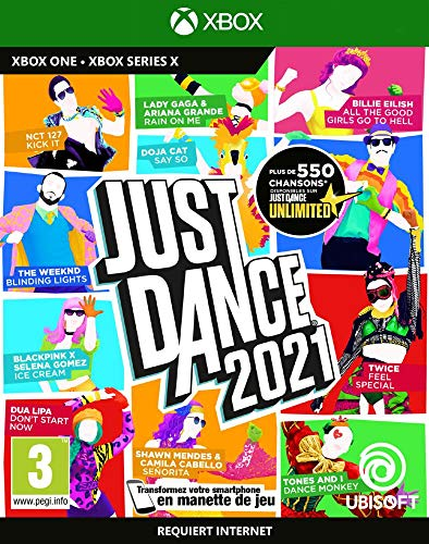 Ubisoft JUST Dance 2021 - Xbox ONE