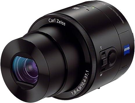 Sony Dsc Qx100 Smartshot Digitalkamera Schwarz Kamera