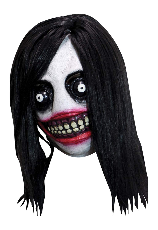Jeff The Killer Adult Mask Standard
