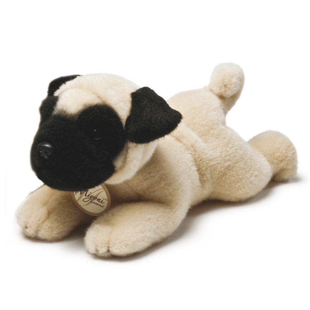 8'' Miyoni Pug Soft Toy Dog