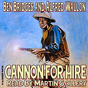 Cannon for Hire Audiobook