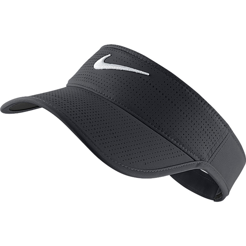 Nike Womens Perforated Visor - Black